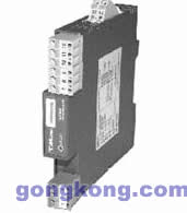 重庆宇通 TM 6057直流信号输入隔离器(输出回路供电)(一入二出)