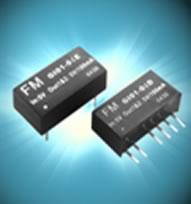 瑞玛 GI01 1W DC/DC模块电源/转换器(双组输出)
