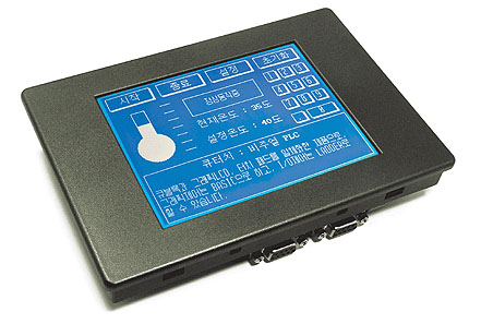 COMFILE CT1720  (触摸屏式一体型控制器)