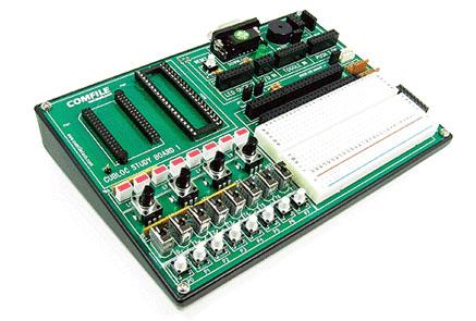 COMFILE CUBLOC Study Board-1 ( TPC91A测试模板 )
