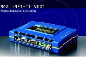 MDS iNET II 900 工业无线以太网设备