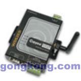 CAYEE-香港佳盈 WDS203/WDS203i(隔离型)RS-232 + RS-422/485转10/100Base-T(X)+ 802.11 b/g无线设备服务器