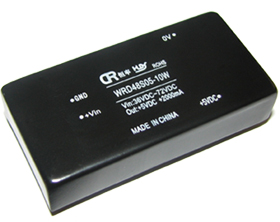 恒率电源WRDXXS(D)XX-XW单/双输出(功率:20W Max)变换器,AC-DC