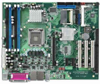 德国Kontron ATX-945G Intel? 945G芯片组的ATX架构工业主板