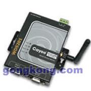 CAYEE-香港佳盈 WDS201两串口RS-232转10/100Base-T(X) + 801.11 b/g无线设备服务器