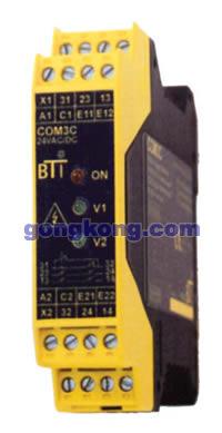BTI COM3C 双手继电器