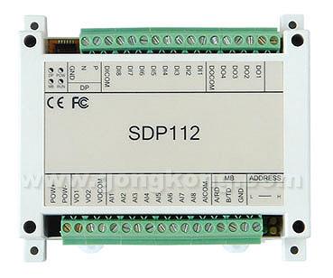 易控微网 SDP112 多功能组合高性能Profibus DP从站IO模块