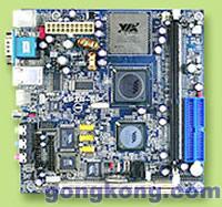 英康仕 EPIA-SP ITX结构嵌入式主板