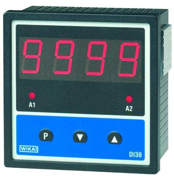 WIKA DI30 数字式温度显示仪