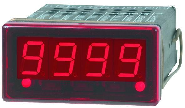 WIKA DI15 面板安装设计,4位数字显示温度显示仪