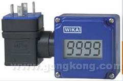 WIKA A-AI-1 / A-IAI-1 可联接插入设计,4位数字显示温度控制仪