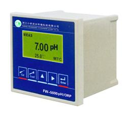 FW-5000型PH、温度在线自动测量仪