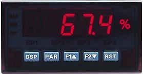 Red Lion PAXDP 2路标准过程仪表