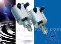 堡盟ISL:符合 3A 认证的卫生型电感式电导率测量传感器
