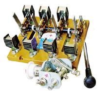 HS17、HS17X系列刀形转换隔离器