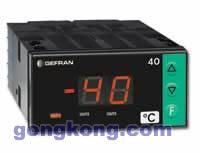意大利GEFRAN 40T72 温度显示器-报警单元