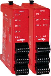 Red Lion  CSTC8000热电偶信号输入信号采集模块