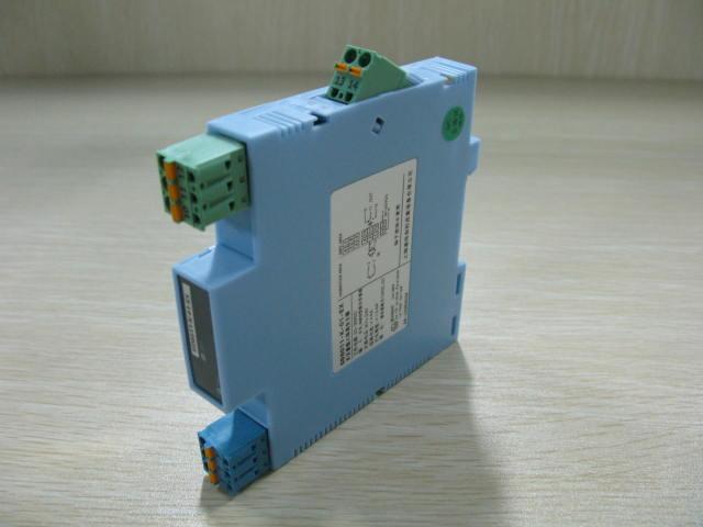 涌纬自控   GD8043-EX现场电源配电检测端隔离式安全栅(一入二出)