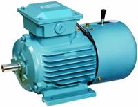 ABB  MQAEJ/QAEJ系列电磁制动三相异步电动机(H71-H225)