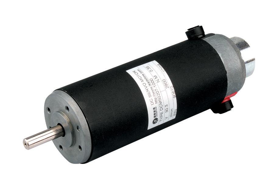 雷赛DCM系列直流伺服电机