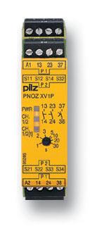 Pilz PNOZ XV1P安全继电器