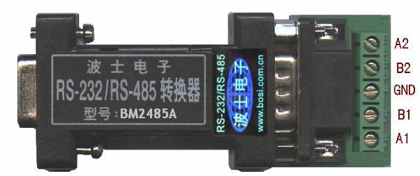 波士集成2路RS-232/2路485转换器-BM2485A