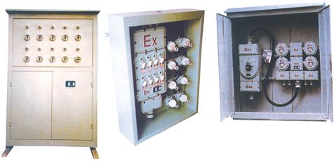BSG系列防爆配电箱 (IIB级、IIC级)
