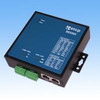 上尚 双网双串工业级可编程通讯控制器SE5302