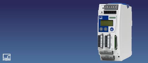 HBM MP85A/MP85A DP FASTPress数据采集系统