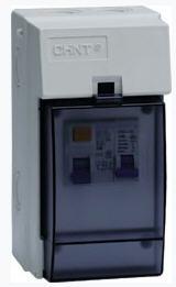 正泰NXW1系列户外式配电箱