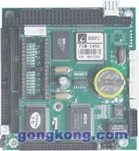 蓝宇科技 PCM-3466  嵌入式PC/104主板