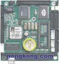 蓝宇科技 PCM-3496  嵌入式PC/104主板