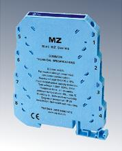 重庆宇通 MZ6061直流电流信号隔离器(一入一出)