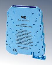 重庆宇通 MZ6069通用型直流信号隔离器(DIP编码开关,一入一出)