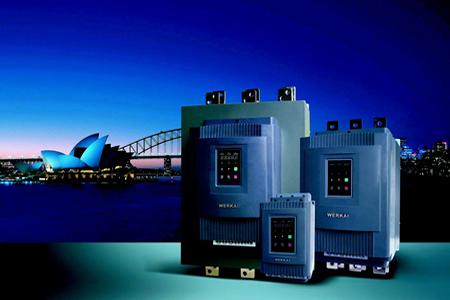 威尔凯WKR5000系列电机软起动器
