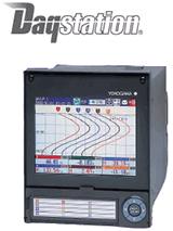 横河Daqstation DX100L特殊机架型无纸记录仪