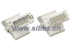 SIBAS/西霸士 HDAV系列重载连接器