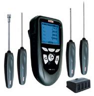 法国KIMO TM200系列多功能温度测量仪 ( 铂金电阻 / 热电偶 K, J, T )