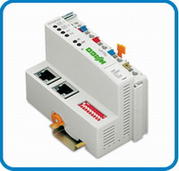 Ethernet TCP/IP双端口以太网控制器
