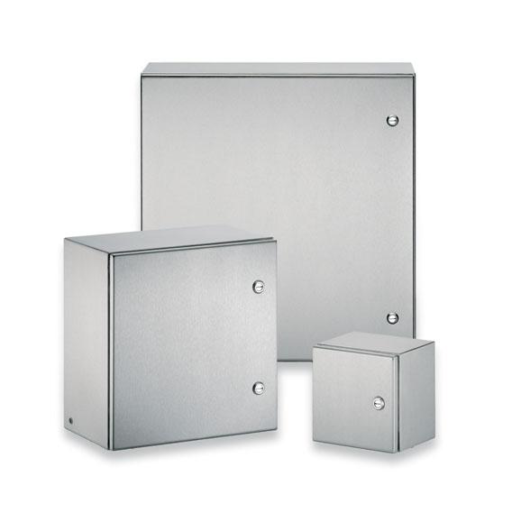 魏德米勒CB系列经济型钢板接线盒