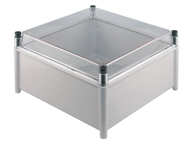 魏德米勒TBF系列大号聚酯接线盒
