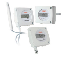 法国KIMO TH100系列温湿度传感变送器 ( 墙面型 / 风管型 / 分离型 )