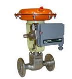 费希尔3660型气动单作用式定位器