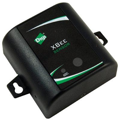 ZigBee温度湿度光亮传感器
