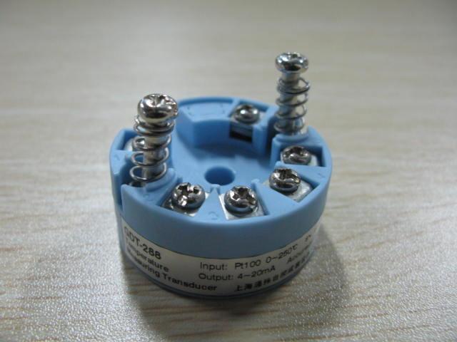 涌纬自控  GDT281-EX智能本安型温度变送器(二线制、隔离型)