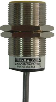 耐高温接近开关Bi10-30M*T100