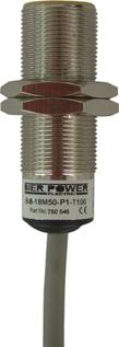 耐高温接近开关Bi8-18M*T100