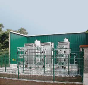 MR 戶外式中壓濾波系統和補償系統