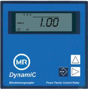 MR 功率因數控制器DynamiC