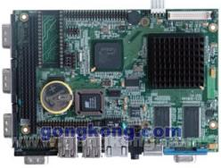 蓝天工控 EC3-1516嵌入式工业主板